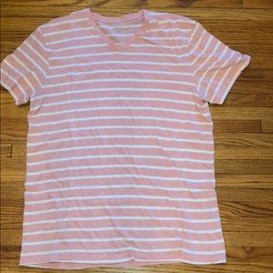 Old Navy Men's striped v neck
